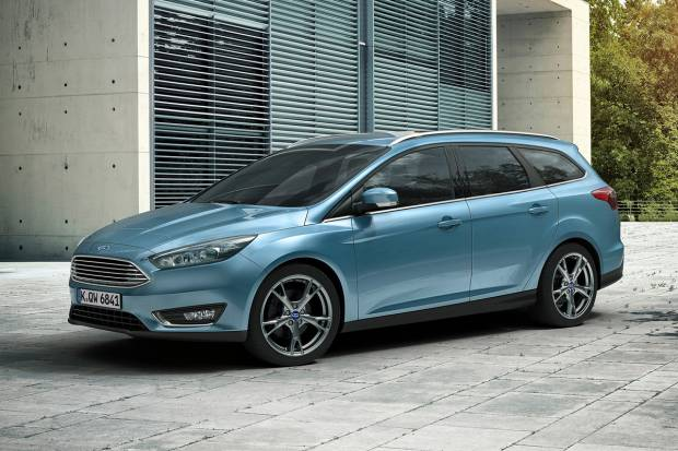 Ford Focus 1.5 EcoBoost Titanium Auto Start&Stop Sportbreak (150)