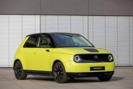 Nuevo Honda E