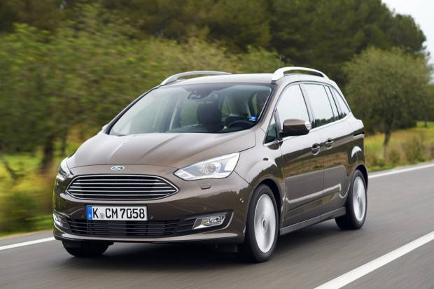 Ford Grand C-Max 1.0 EcoBoost Titanium Start/Stop (125)