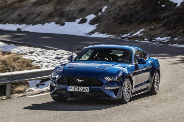 Ford Mustang Fastback 2.3 Ecoboost Aut (290)
