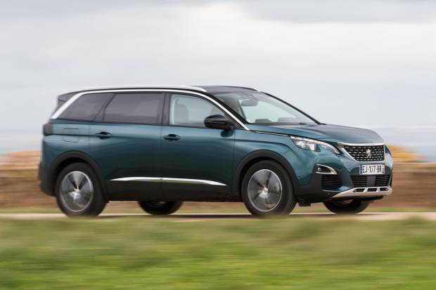 Peugeot 5008 2.0 HDI Allure Aut (163)