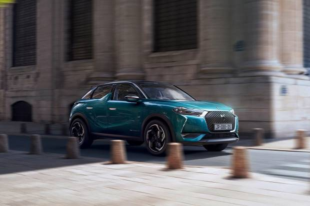 DS DS 3 Crossback PureTech 130 Be Chic Aut (131)