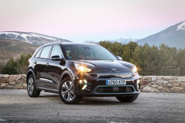 Kia e-Niro Emotion (136)