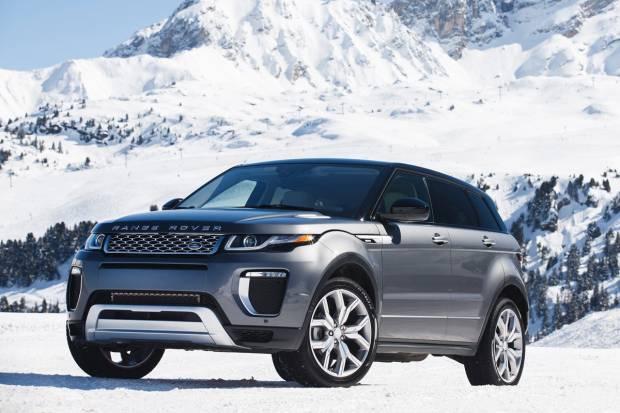 Land Rover R R Evoque