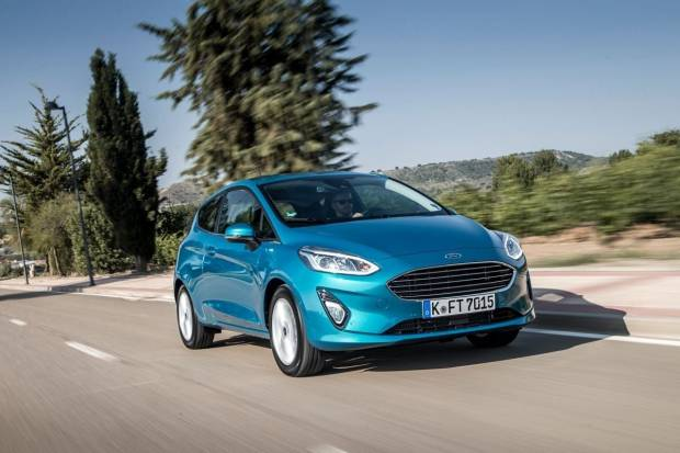 Ford Fiesta 1.1 Ti-VCT 3p TREND (70)