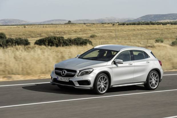 Mercedes Benz GLA 45 AMG 4Matic DCT