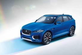Nuevo Jaguar F-Pace
