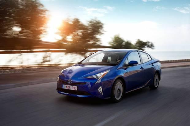 Toyota Prius 1.8 VVt-i Hybrid (122)
