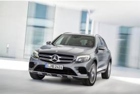 Nuevo Mercedes Benz Glc