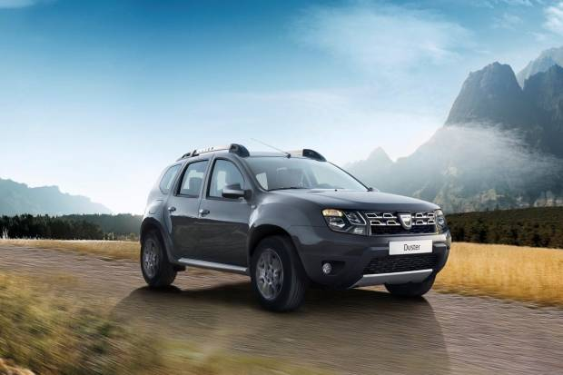 Dacia Duster TCE Ambiance 4x4 (125)