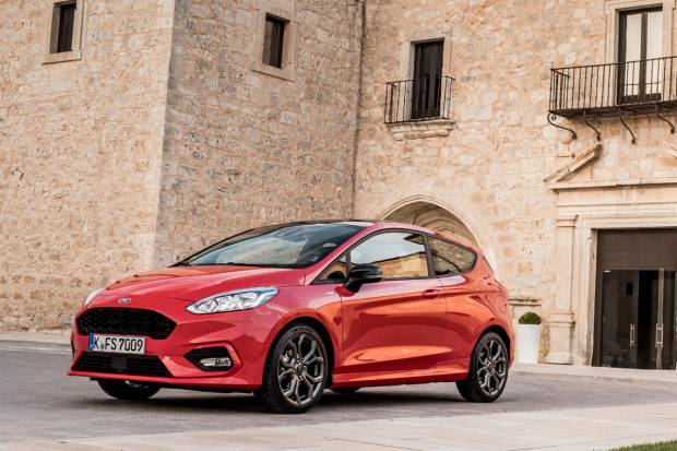 Ford Fiesta 1.0 Ecoboost S/S 3p ST LINE (100)