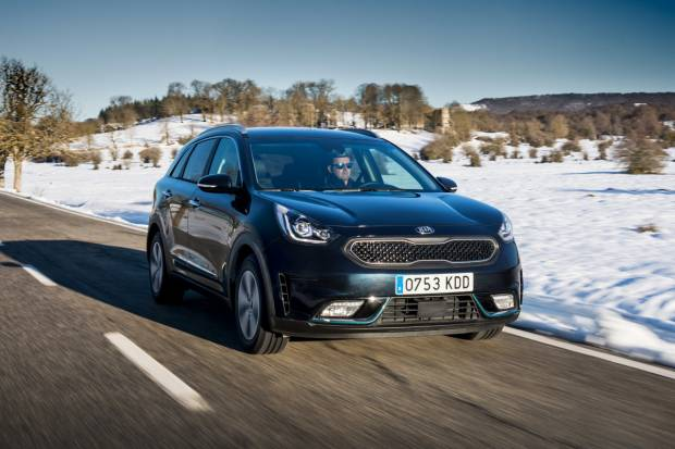 Kia Niro PHEV Emotion (141)
