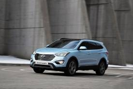 Nuevo Hyundai Grand Santa Fe