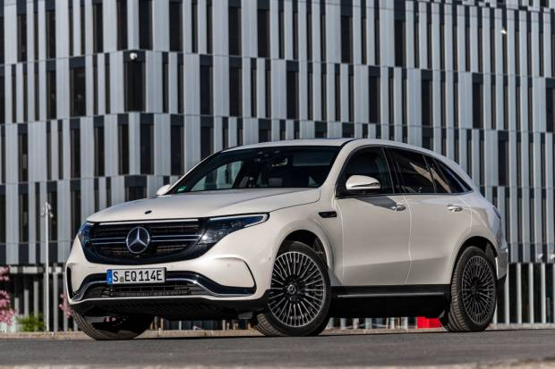 Mercedes Benz EQC 400 4Matic (408)