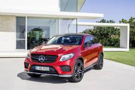 Mercedes Benz Gle Coup