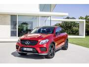 Mercedes Benz Gle Coup