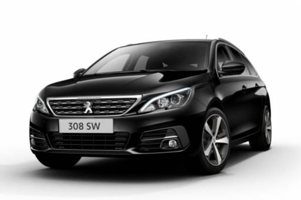 Peugeot 308 1.6 BlueHDi Allure SW EAT6 Start/Stop (120)