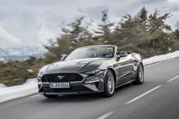 Ford Mustang Convertible 2.3 Ecoboost (290)