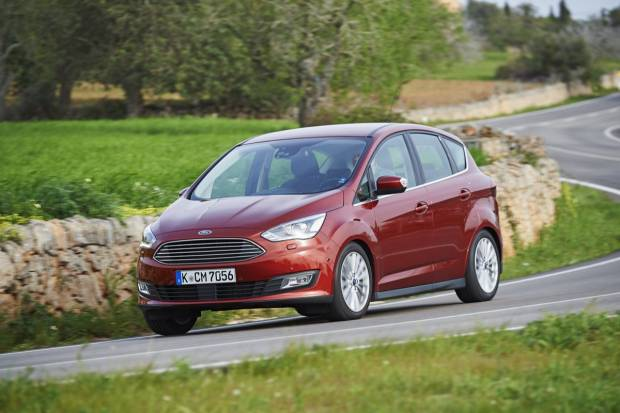 Ford C-Max 1.5 TDCi Trend Econetic Start/Stop (105)