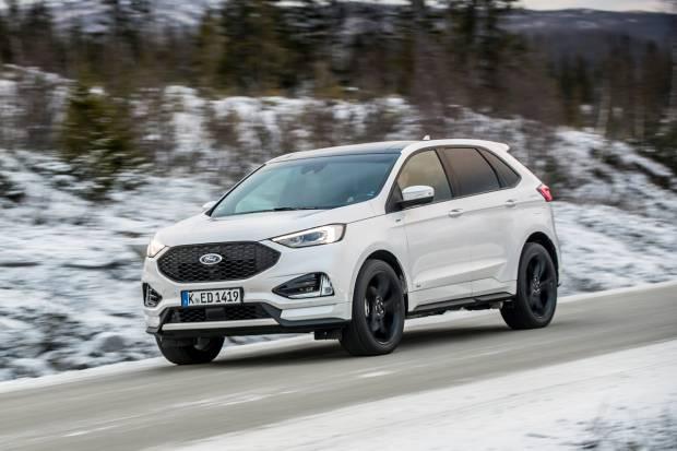 Ford Edge 2.0 EcoBlue Trend 4x4 (190)