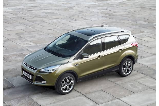 Ford Kuga 2.0 TDCI Trend 4x2 Start/Stop (120)