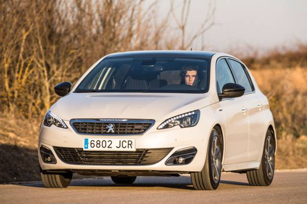 Peugeot 308 1.2 Pure Tech GT Line 5p EAT6 Start/Stop (130)