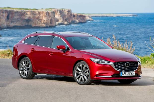 Mazda Mazda6 2.0 Wagon Evolution (145)