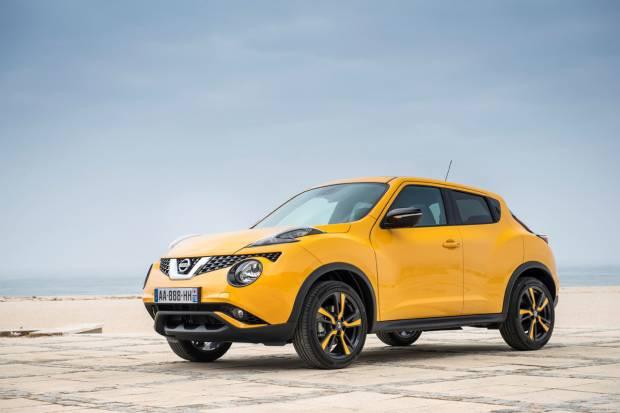 Nissan Juke 1.2 DIG-T Tekna 4x2 Start/Stop