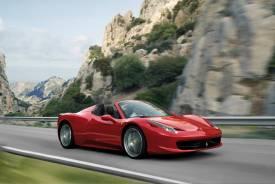 Nuevo Ferrari 458