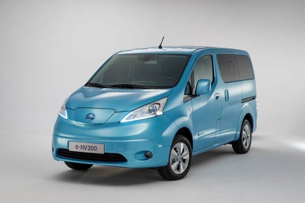 Nissan e-NV200 Evalia 5 plazas (109)