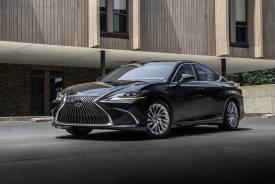 Nuevo Lexus Es