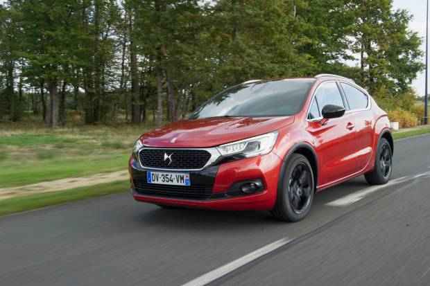 DS DS 4 Crossback 1.2 Pure Tech S&S Desire (130)