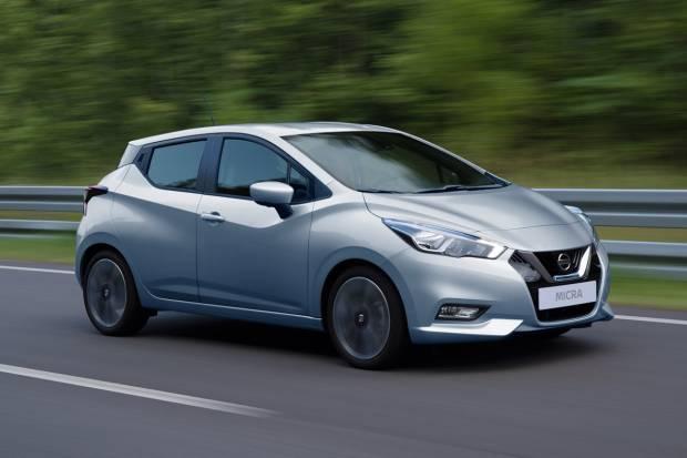 Nissan Micra 1.5dCi Visia+ S&S (90)