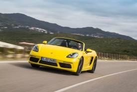 Nuevo Porsche 718 Boxster