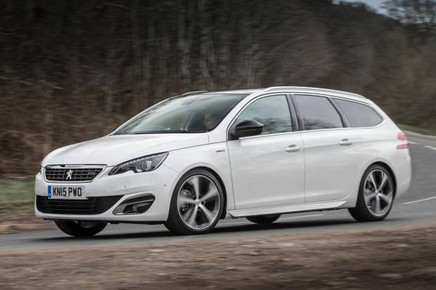 Peugeot 308 1.2 Pure Tech GT Line SW EAT6 Start/Stop (130)