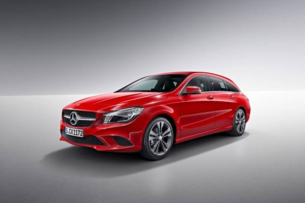 Mercedes Benz CLA 180 Shooting Brake