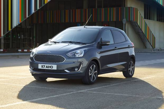 Ford Ka+ 1.19 Ti-VCT Essential (70)