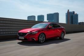 Nuevo Mazda Mazda6