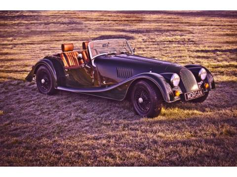 Morgan 4/4 2.0 Plus 4