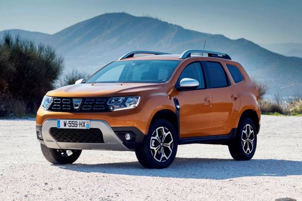 Dacia Duster 1.6 Essential 4x2 (115)