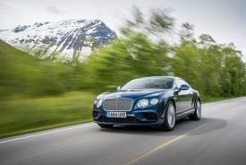 Nuevo Bentley Continental