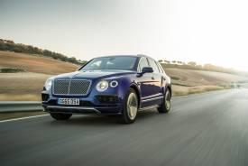 Nuevo Bentley Bentayga