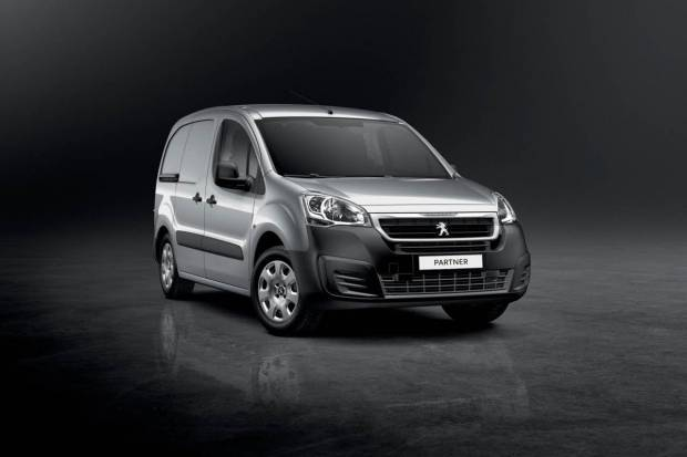 Peugeot Partner Furgon 1.6 HDI Dangel Extreme 4x4 (92)