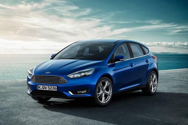 Ford Focus 1.5 TDCi Euro6 Sport Powershift 5p (120)