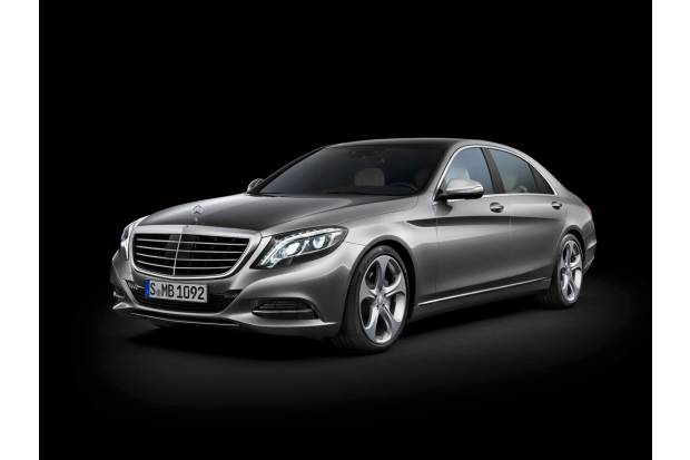 Mercedes Benz S 350 d 4MATIC (286)