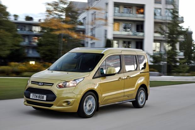 Ford Tourneo Connect 1.0 EcoBoost Trend (100)