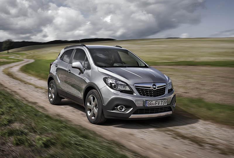 Opel Mokka, nueva versión 1.6 CDTI