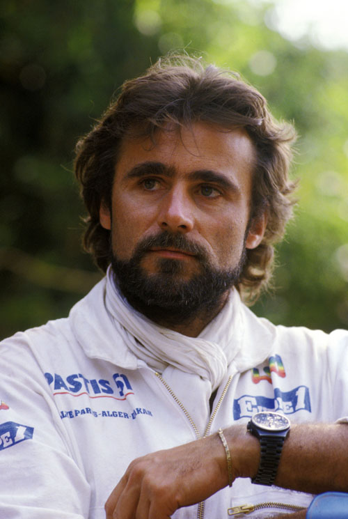 I rallye Paris-Dakar: año 1979