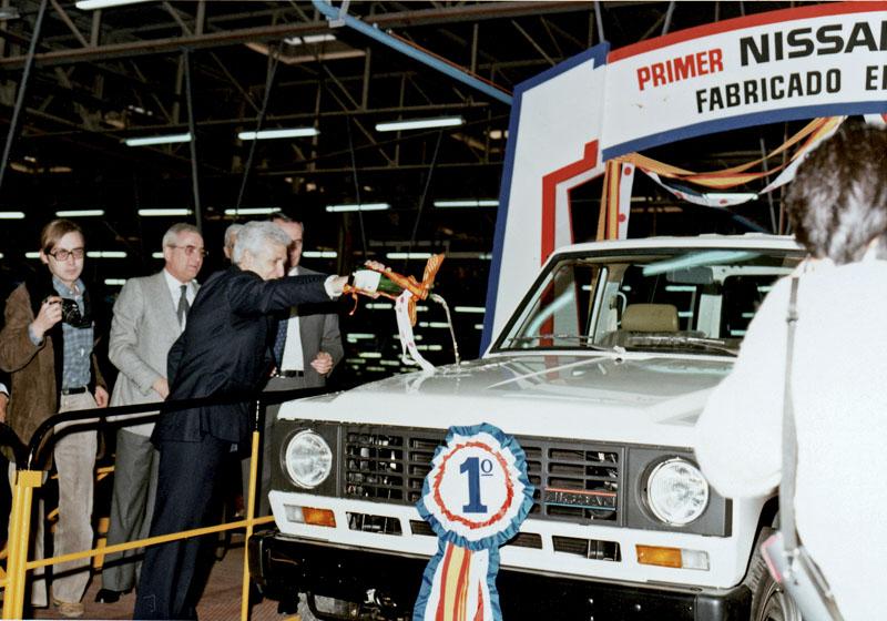 30 años del Nissan Patrol (8): la cuna del Patrol