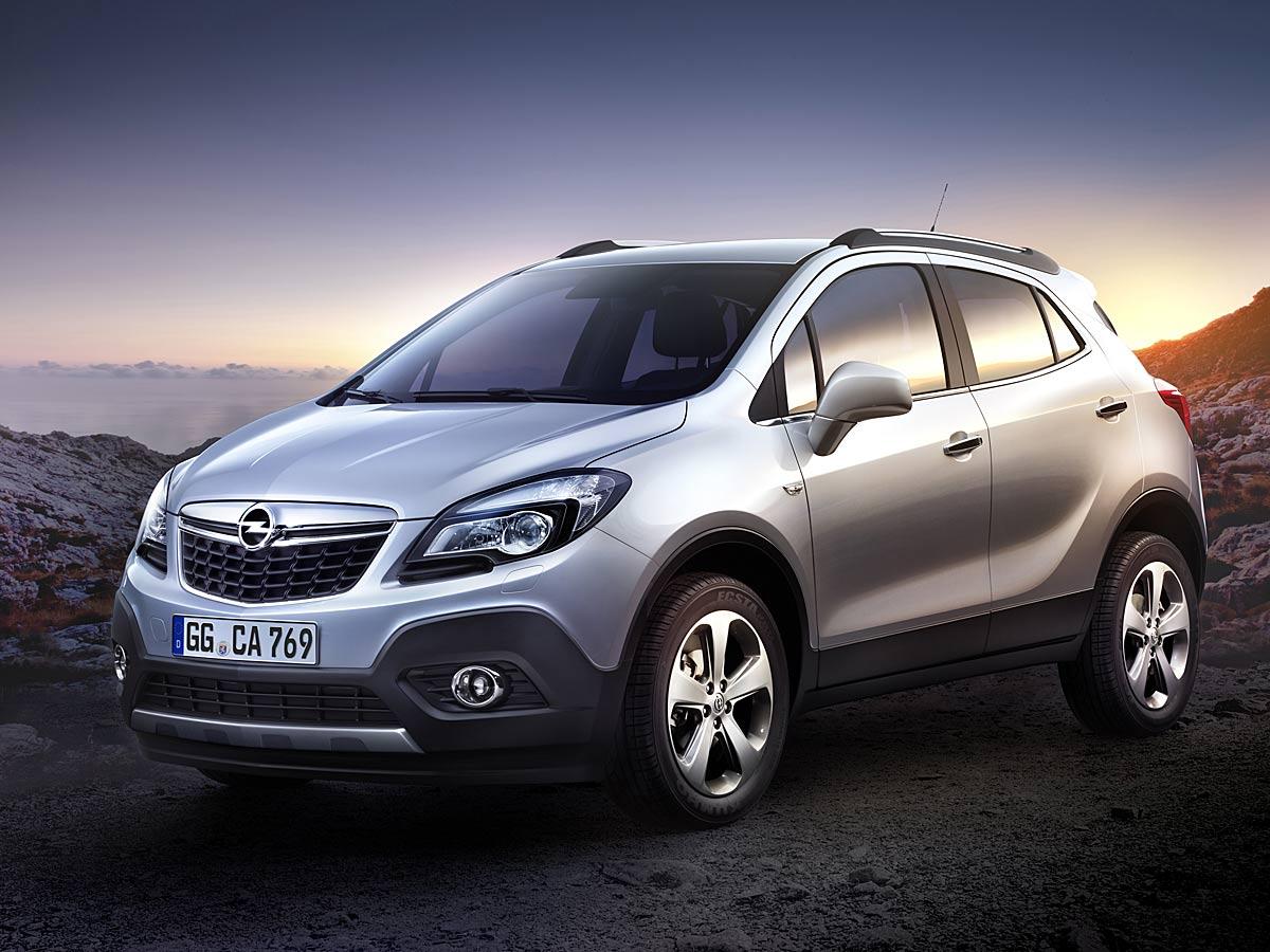 El Opel Mokka ya tiene precios